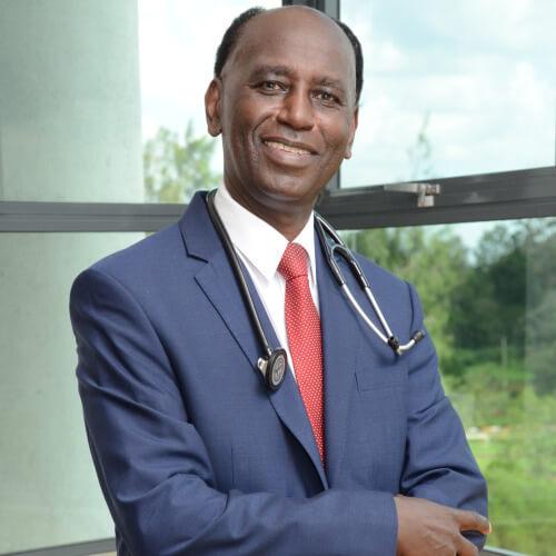 DIRECTOR Dr. Dan Gikonyo