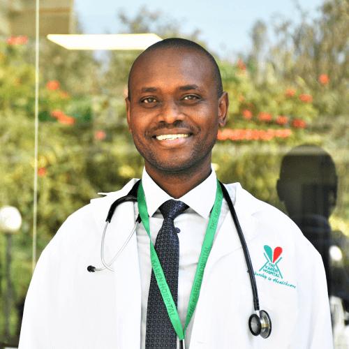 Dr. Boniface Musila