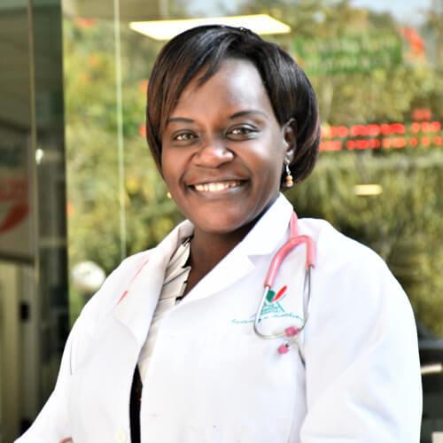 Dr. Elizabeth Warille