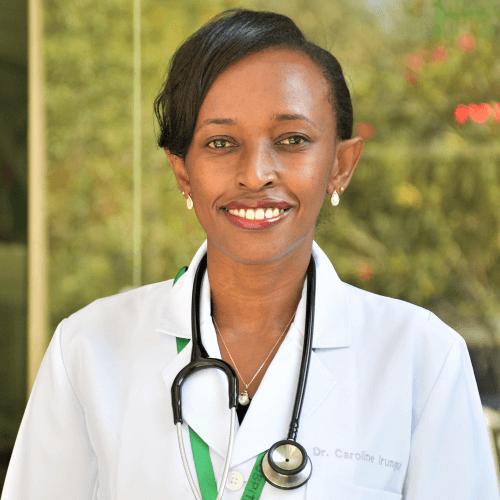 Dr. Sharon Irungu