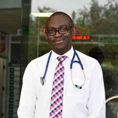 Dr. Stephen Omondi