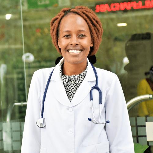 Dr. Sylvia Chelagat