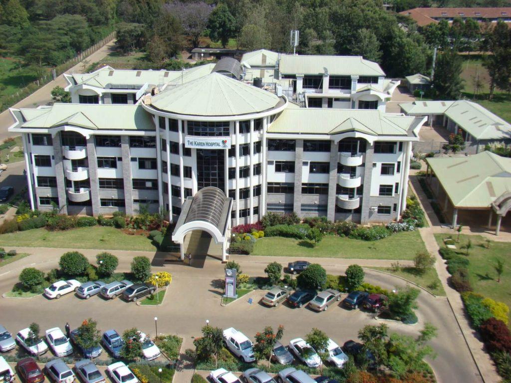 TKH Aerial view