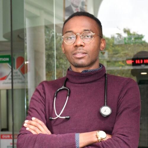 Dr. Alvin Juma