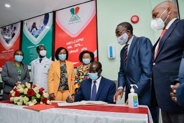 The Karen Hospital Meru Launch-70